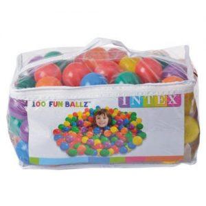 Plastic 6.5cm Balls