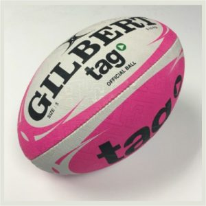 Gilbert Tag Rugby Ball